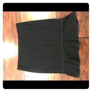 Express black skirt size medium